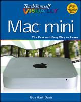 Teach Yourself Visually Mac Mini