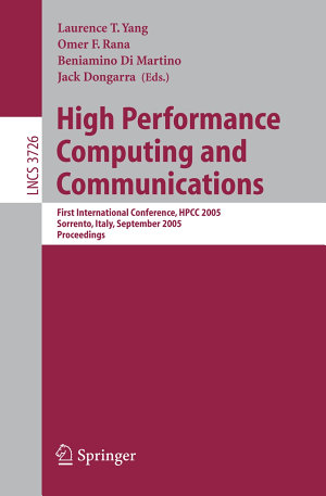 High Performance Computing and Communications