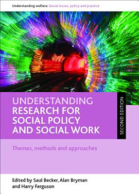Understanding Research for Social Policy and Social Work  second Edition  PDF