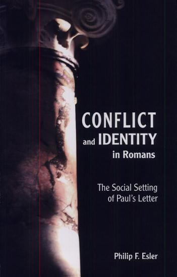 Conflict and Identity in Romans PDF
