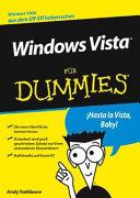 Windows Vista f  r Dummies PDF