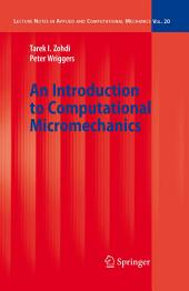 An Introduction to Computational Micromechanics
