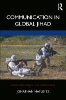 Communication in Global Jihad PDF
