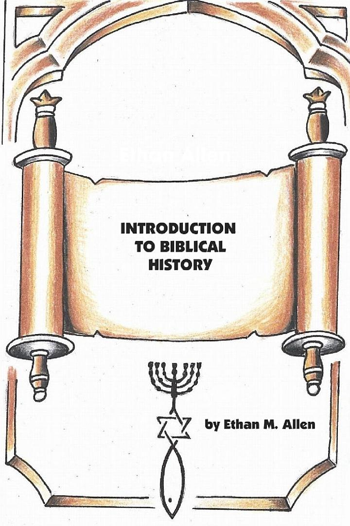 Introduction to Biblical History