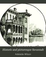 Historic and Picturesque Savannah