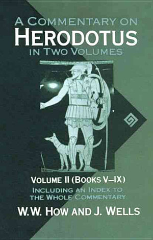 A Commentary on Herodotus