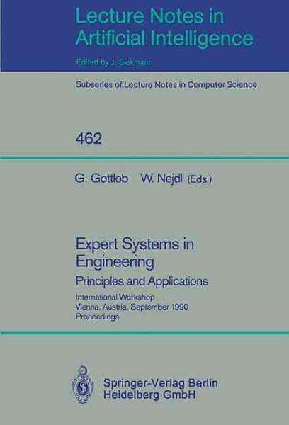Expert Systems in Engineering PDF