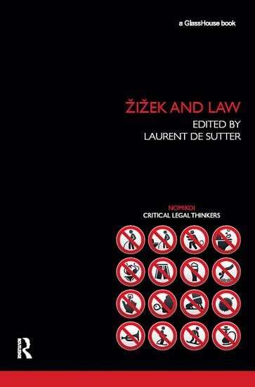 Zizek and Law PDF