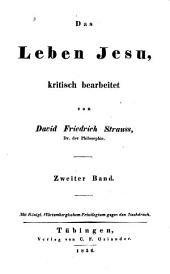 Das leben Jesu: Band 2