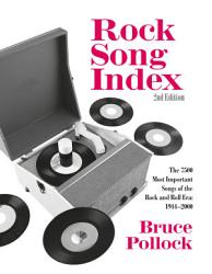 Rock Song Index Book PDF