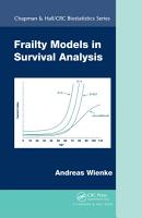 Frailty Models in Survival Analysis PDF
