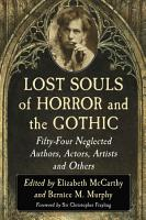 Lost Souls of Horror and the Gothic PDF
