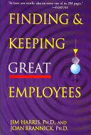 Finding and Keeping Great Employees PDF