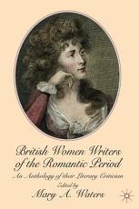 British Women Writers of the Romantic Period PDF