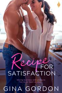 Recipe for Satisfaction Book