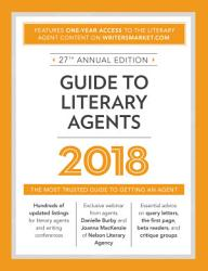 Guide To Literary Agents 2017 Book PDF