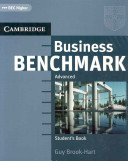 Business Benchmark Advanced Student s Book BEC Edition PDF