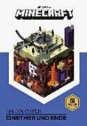 Minecraft   Handbuch f  r Nether und Ende PDF
