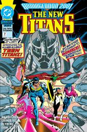 The New Titans Annual (2014-) #7