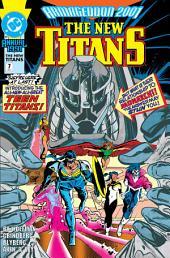 The New Titans (1984-1996) Annual #7