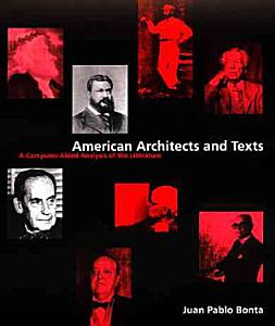 American Architects and Texts PDF