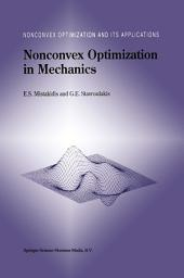 Nonconvex Optimization in Mechanics: Algorithms, Heuristics and Engineering Applications by the F.E.M.