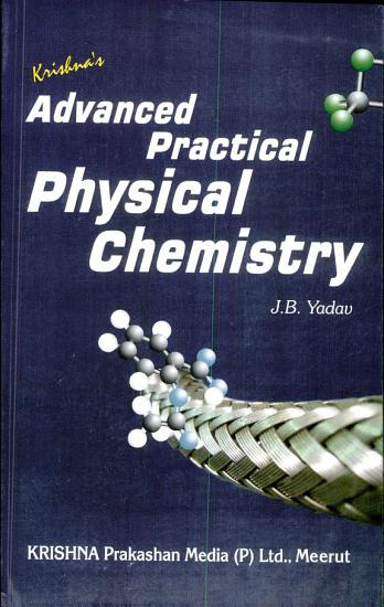 Advanced Practical Physical Chemisty PDF
