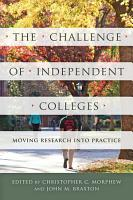 The Challenge of Independent Colleges PDF