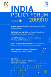 India Policy Forum 2009-10