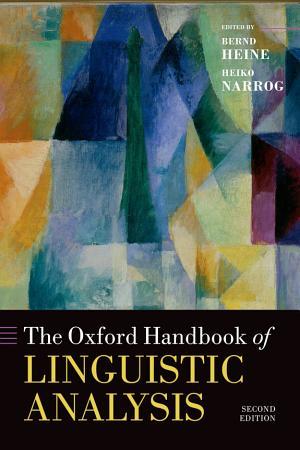 The Oxford Handbook of Linguistic Analysis PDF