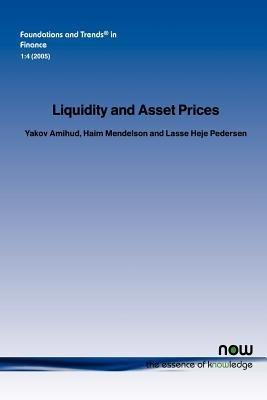 Liquidity and Asset Prices PDF