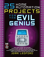 25 Home Automation Projects for the Evil Genius PDF