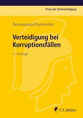 Verteidigung bei Korruptionsfällen: Ausgabe 2