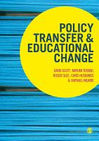 Policy Transfer and Educational Change PDF