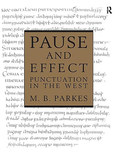 Pause and Effect