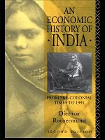 An Economic History of India PDF