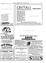 Gardeners' Chronicle, Horticultural Trade Journal