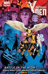 Marvel Now! PB Die neuen X-Men 4: Battle of the Atom 1 (von 2)