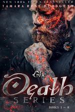 The Death Series Complete Book Bundle 1-9 (A Stalker Bully Action Adventure Paranormal Thriller Romance)