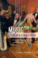 Music and the New Global Culture PDF