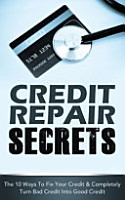 CREDIT REPAIR SECRETS PDF