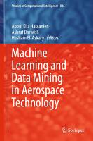 Machine Learning and Data Mining in Aerospace Technology PDF