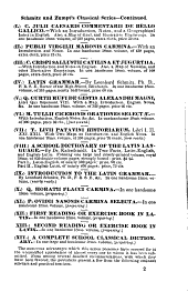 Historiarum: libri I, II, XXI, XXII