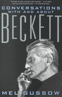 Conversations with and about Beckett PDF