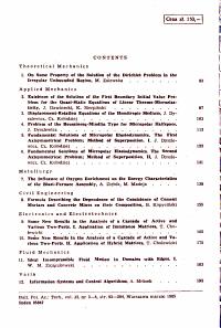Bulletin of the Polish Academy of Sciences PDF