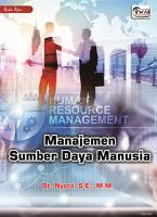 Buku Ajar Manajemen Sumber Daya Manusia PDF
