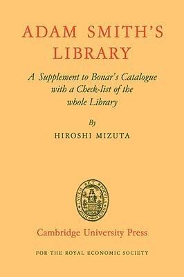 Adam Smith s Library PDF