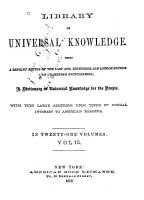 Library of Universal Knowledge PDF