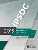 International Private Sewage Disposal Code