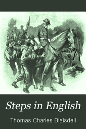 Steps in English: Composition-rhetoric